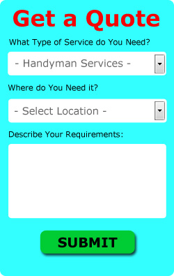 Handyman Handyman Services Handyman Quotes Houghton-le-Spring Tyne and Wear